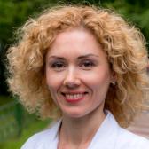Жидкова Дарья Алексеевна, нефролог