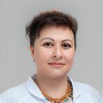 Окунева Эллина Ефимовна, невролог