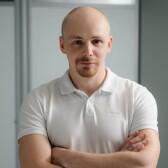 Гончаров Артём Олегович, кинезиолог
