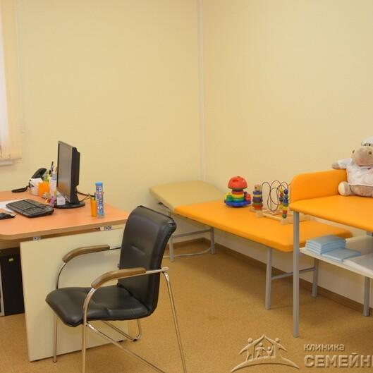 Клиника Семейный доктор, детский корпус на Усачева, фото №2
