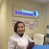 Биккулова Дина Димовна, гастроэнтеролог