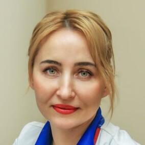 Васичкина Елена Сергеевна, кардиолог