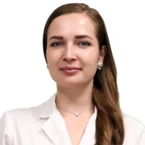Егорова Юлия Олеговна, психиатр