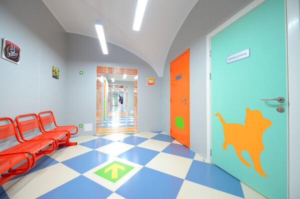 Андрологический центр детей и подростков при Детской больнице №2 святой Марии Магдалины
