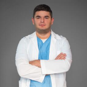 Скорин Александр Сергеевич, рентгенолог