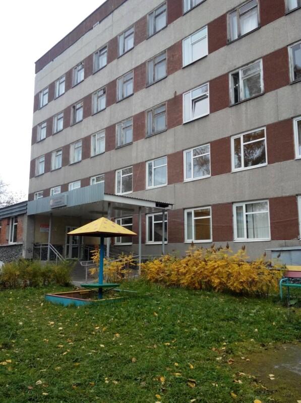 Детская городская больница № 8