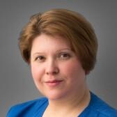 Борисова Ольга Михайловна, ортопед