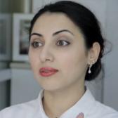 Аскерова Гюлдане Кавказовна, стоматолог-хирург