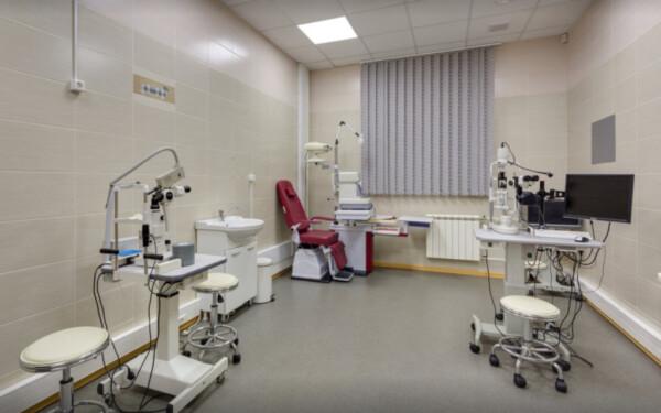 Центр диагностики и лечения сетчатки глаза, глазная клиника
