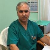 Ашуров Махмараджаб Таварович, хирург