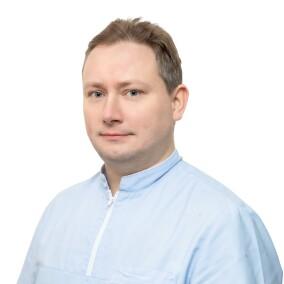Борисов Дмитрий Александрович, офтальмолог
