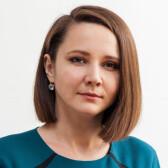 Гудошникова (Христо) Арина Сергеевна, психотерапевт