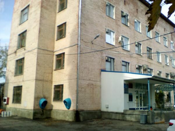 Городская больница №3 (ХБК)