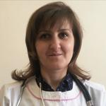 Петросян Ирина Грачиковна, терапевт