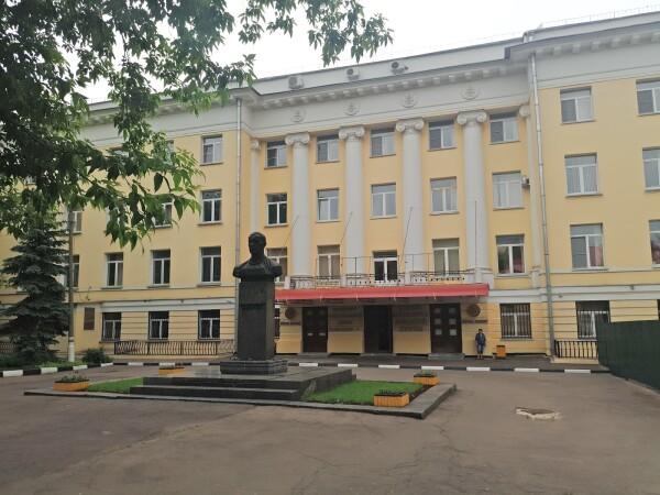 Институт коронарной и сосудистой хирургии на Ленинском