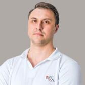 Яценко Максим Игоревич, стоматолог-эндодонт