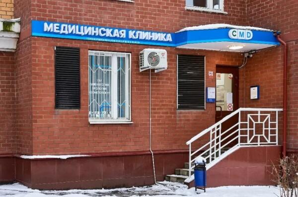 CMD Калужская