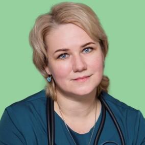 Боцва Ирина Юрьевна, кардиолог