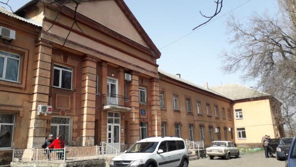 Больница №2 на Острикова