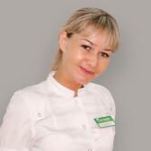 Чурута Лариса Юрьевна, стоматолог-терапевт