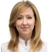 Кит Марина Михайловна, пульмонолог