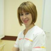 Триусова Виктория Николаевна, массажист