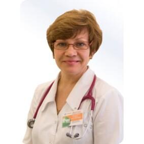 Милакина Галина Михайловна, педиатр