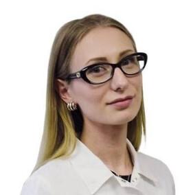 Никулина Виктория Сергеевна, рентгенолог