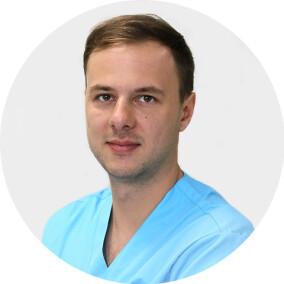 Байдак Андрей Владимирович, стоматолог-терапевт