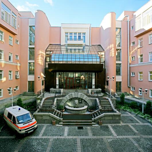 Медицинский центр Адмиралтейские Верфи, фото №1