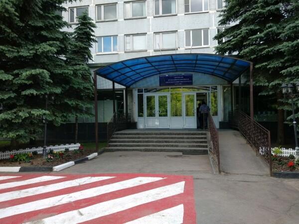 Центральная детская клиническая больница Федерального медико-биологического агентства, Детская больница