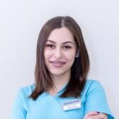 Баркинхоева Диана Ахмедовна, стоматолог-терапевт