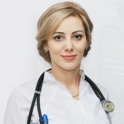 Хадзегова Светлана Руслановна, терапевт