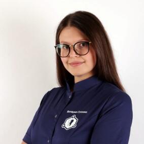 Суонио Валерия Константиновна, стоматолог-терапевт