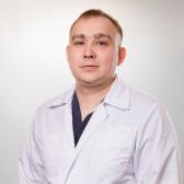 Лаверов Николай Константинович, массажист