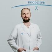Борозенников Евгений Сергеевич, массажист