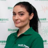 Гарунова Фатима Джаппаровна, врач УЗД