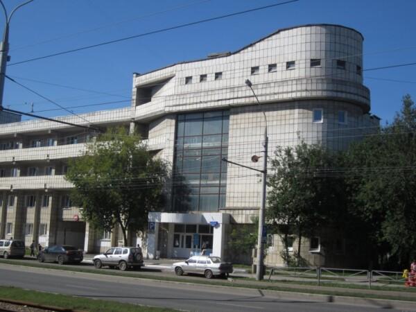 Роддом городской клинической больницы №7