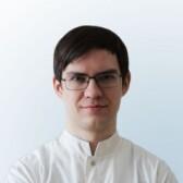 Романов Константин Павлович, педиатр