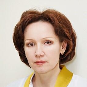 Габдулганиева Гульсина Ильдаровна, эндокринолог
