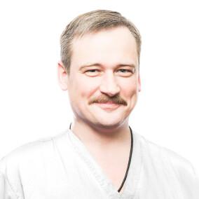 Воронков Алексей Олегович, ортопед