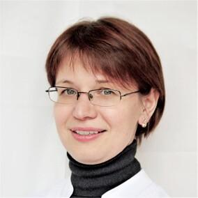Баженова Елена Николаевна, физиотерапевт
