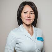 Зеленкова Виктория Николаевна, ЛОР