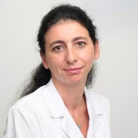 Христолюбова Елена Геннадьевна, проктолог