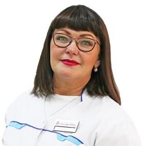 Перетрухина Галина Леонидовна, врач УЗД