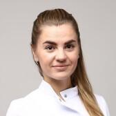 Марченко Александра Сергеевна, ЛОР
