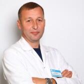 Кочергин Владимир Васильевич, рентгенолог