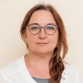 Челомбит Любовь Витальевна, онкогематолог