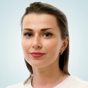 Леохо Алина Юрьевна, терапевт