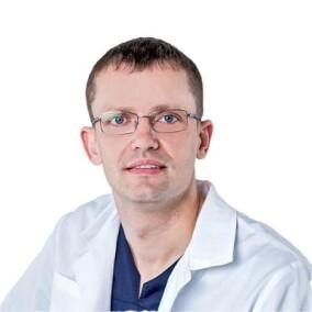 Краюшкин Дмитрий Станиславович, терапевт